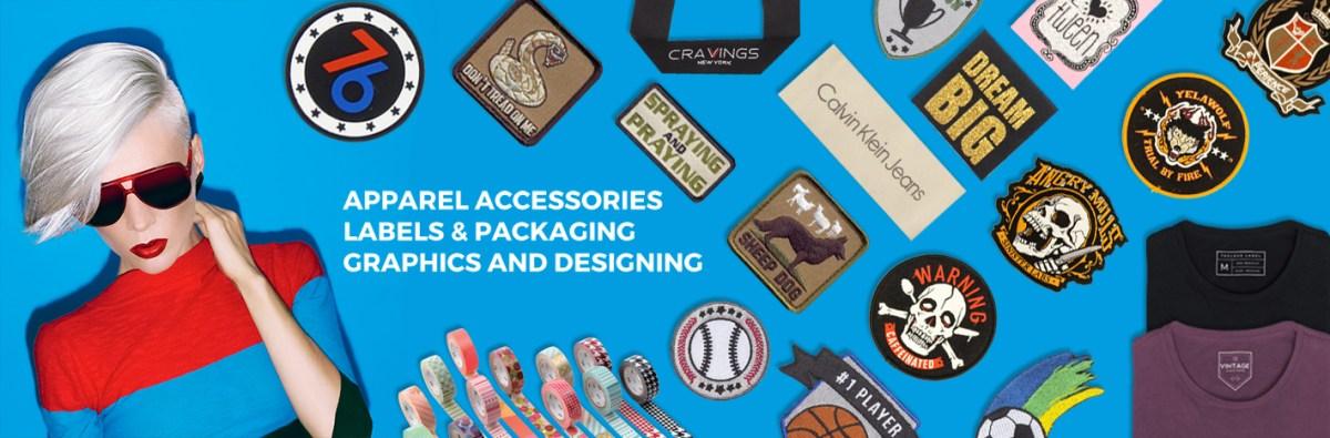Labels, Patches , Tags & More - Austintrim