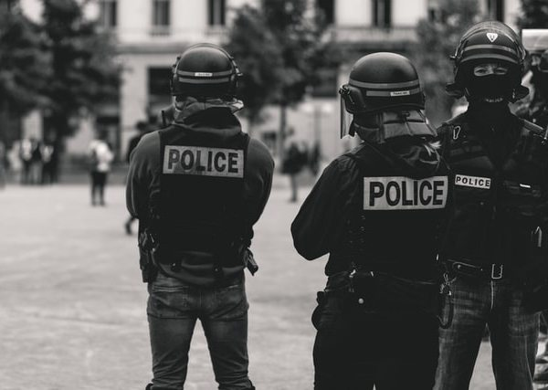 Police Patches - Austintrim