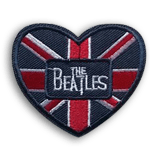 """Iron On Patch <br><p style=""""font-size: 11px;"""">Iron-on patches are the best choice<br> when you don't want to have to sew your <br>patches onto a garment.</p>"""