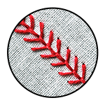 """X shape line stitching<br><p style=""""font-size: 11px;"""">The X shape stitch is one of the most basic <br>stitches for leather patches. The X shape stitch is used <br>to make outlines, be it straight or curved. </p>"""