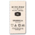 """Cotton labels<br><p style=""""font-size: 11px;"""">These labels are super soft and high detailed. The design<br> will be screen-printed.</p>"""