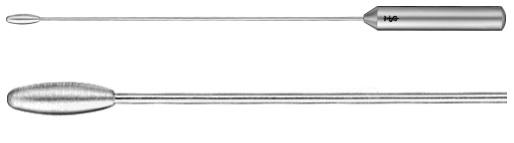 "AE-MB250, GARRETT, VASCULAR DILATOR, D: 3,0MM, 140 mm, 5 1/2"""