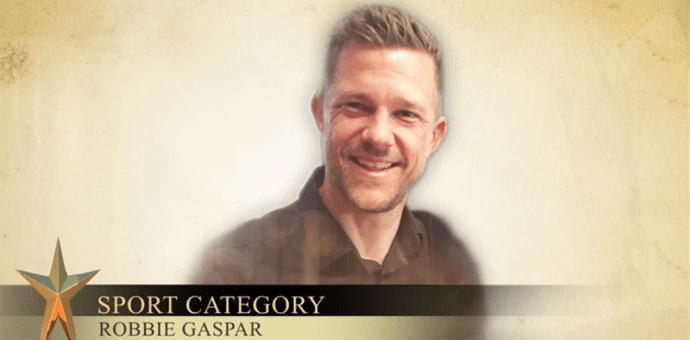 Robbie Gaspar - Winner