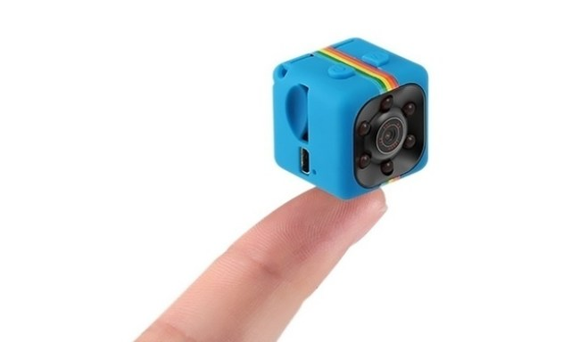 $19 for a Full HD 1080p Mini Hidden Camera with Night Vision Monitor