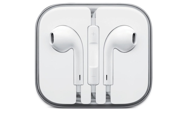 Original Apple® Earpods with 3.5mm Plug: One Pair ($23) or Two Pairs ($43) (Dont Pay up to $90)