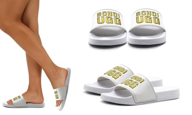 Bondi Ugg Shoes: $19 for Two Pairs of Thongs or One Pair of Beach Slides (Dont Pay up to $78)