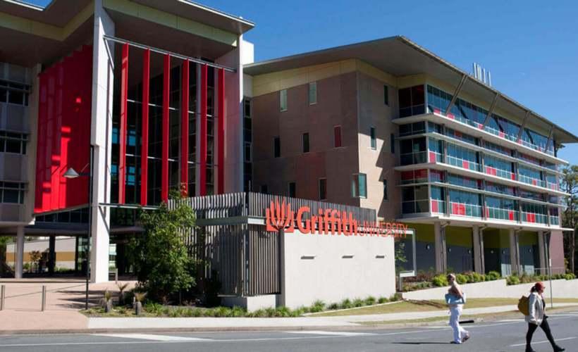 澳洲語言學校-格里菲斯大學- Griffith University2