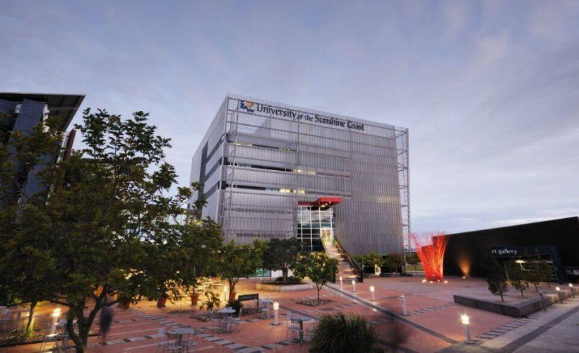 澳洲留學精選-陽光海岸大學 – University of the Sunshine Coast ( USC )