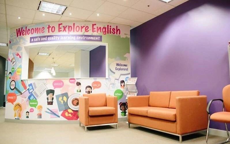 澳洲語言學校-Explore English - 英語學院