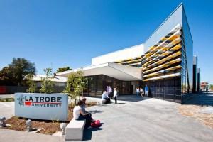 拉籌伯大學 - La Trobe University