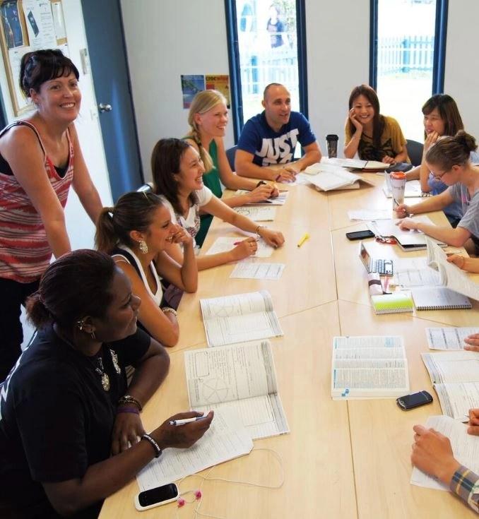 Sun Pacific College – 陽光太平洋國際學院(SPC) - 上課過程