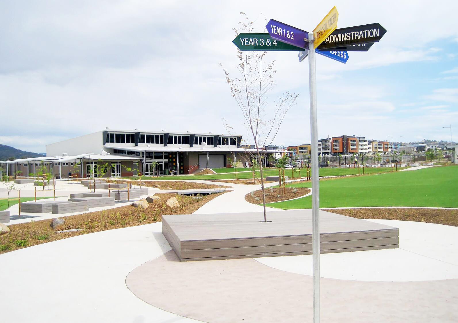 ACT Government Schools 首都坎培拉公立學校