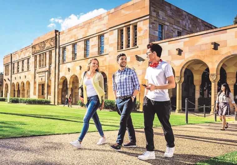 昆士蘭大學 (The University of Queensland)