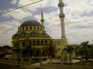 Auburn Mosque in Sydney