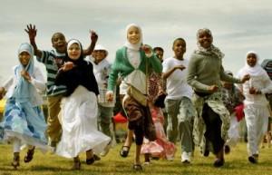 Happy Muslims