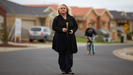 Single Mother a Gillard Policy Victim