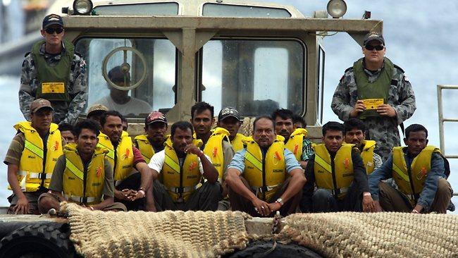 Boat Illegals
