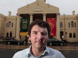 Ex-Yarra councillor Anthony Main