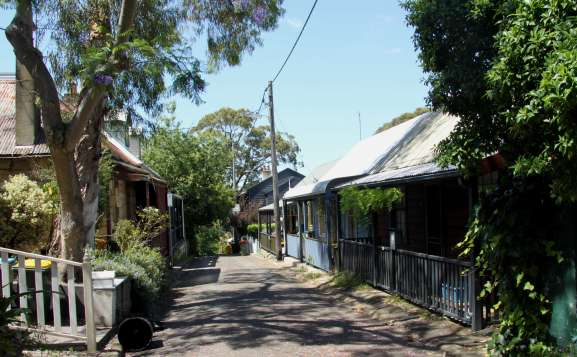 Traditional Australian homes