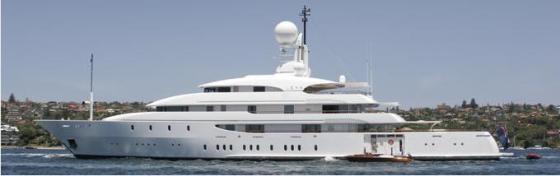 Westfield family yacht