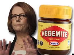 Gillard Vegemited