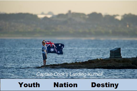 Cooks Landing Australia's Heritage