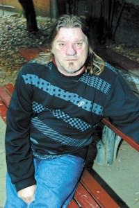 Blue Mountains Homeless Man Trevor Clark