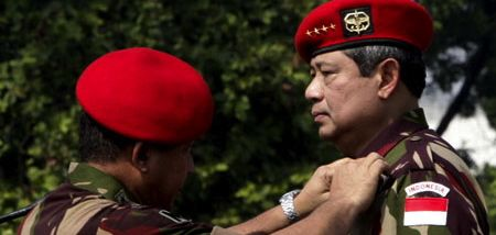 Yudhoyono a Kapassis Thug
