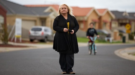 Single Mother a Gillard Policy Victim