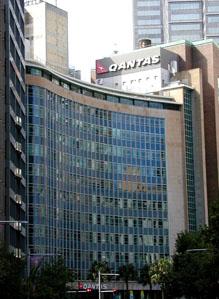 Qantas House