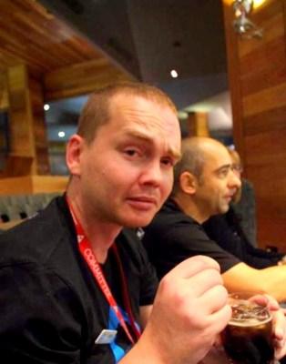 Slackbastard Dave Fregon