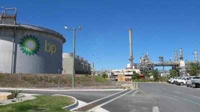 BP Bulwer Island Refinery