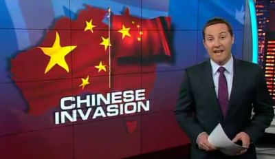 Chinese Invasion of Australia