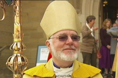 Anglican Bishop John Harrower