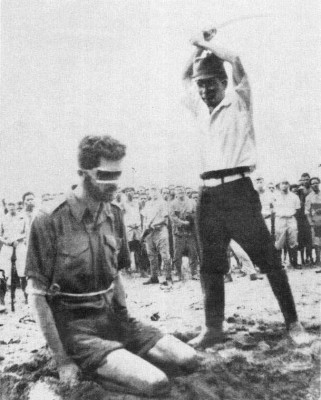 Japan treatment of POWs