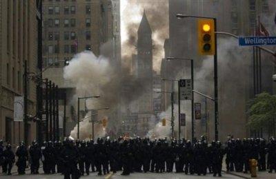 G20 Toronto Riot
