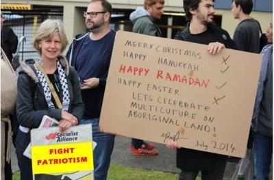 Greens anti Australian
