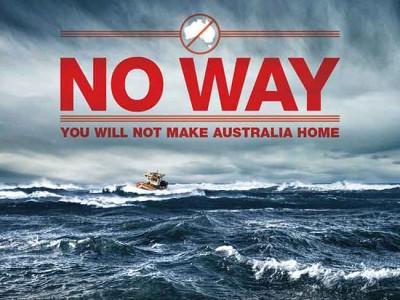Asylum Seekers welcome in Australia