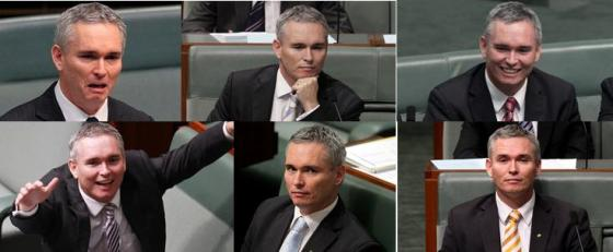 Craig Thompson Lied to Parliament