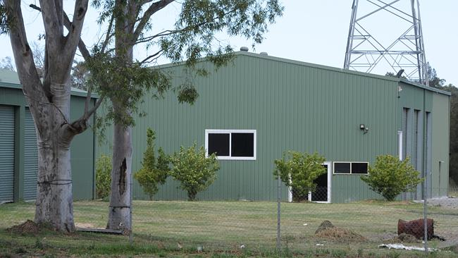Kemps Creek Shed to become Penrith's First Mosque