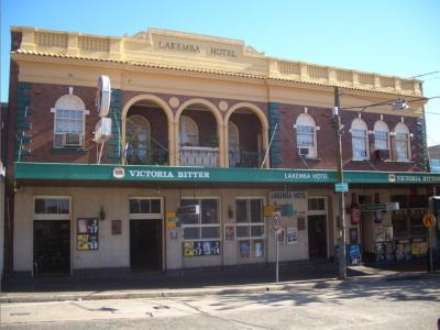 Lakemba Hotel, Australia