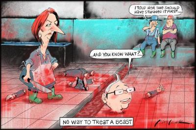 Gillard Knifing of Rudd