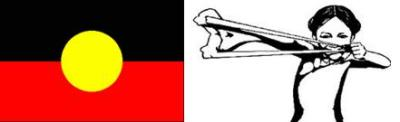 Anarchists con Aborigines