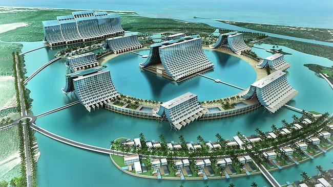 Aquis Casino Resort to destroy Cairns