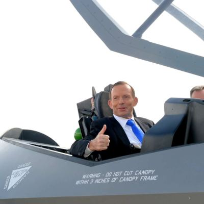 Crusader F-35 Abbott