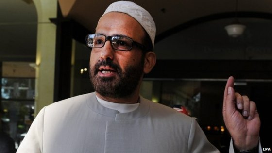 Islamic Terrorist Man Haron Monis