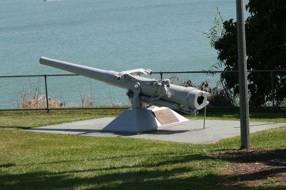 USS Peary Memorial Darwin