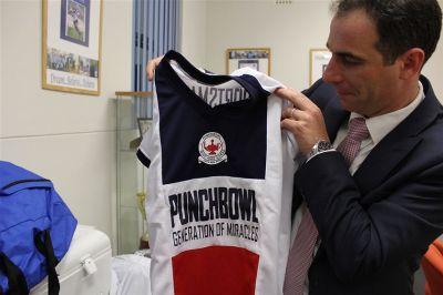 Islamic sponsored Punchbowl