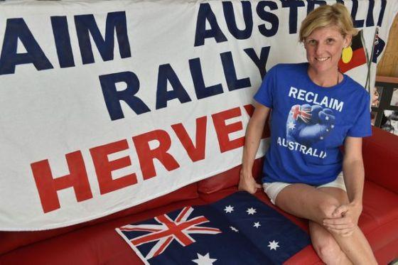 Reclaim Australia for Australian Women