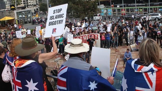 Reclaim Australian in Melbourne